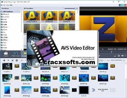 AVS Video Editor 9.0.1.328 Activation Key