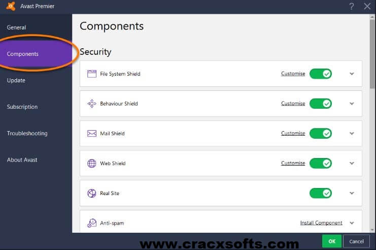 Avast Premier Antivirus 2019 License Key