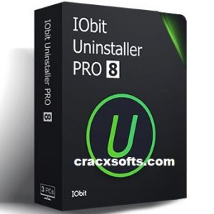 IObit Uninstaller Pro 8.2.0.14 Crack