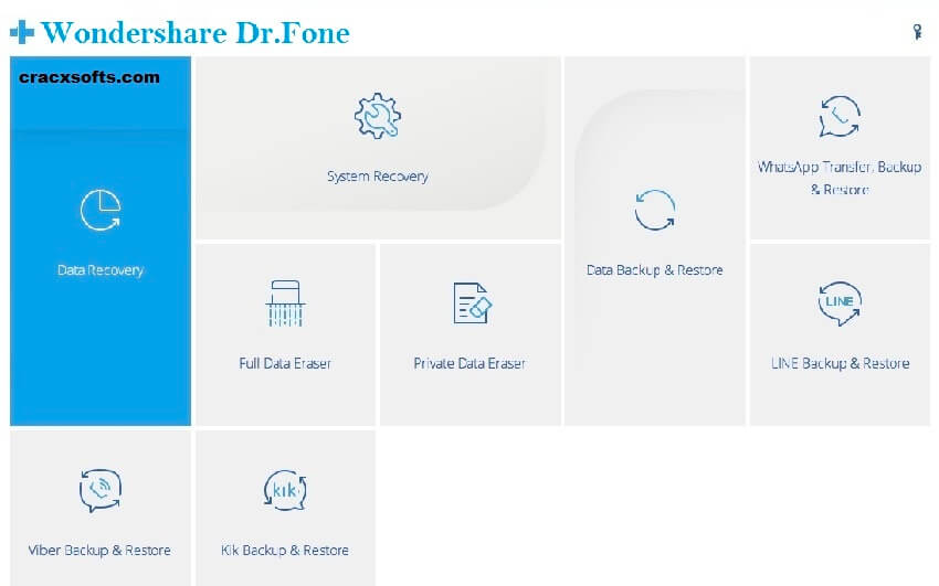 wondershare dr fone serial key and email