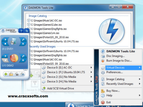 Daemon Tools Lite 10.9 Crack