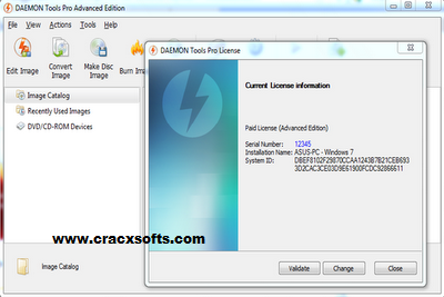 Daemon Tools Lite 10.12 Serial Key