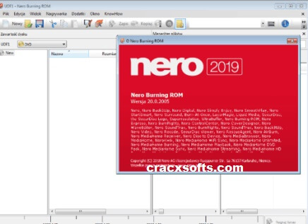 Nero Burning ROM 2020 Serial Key