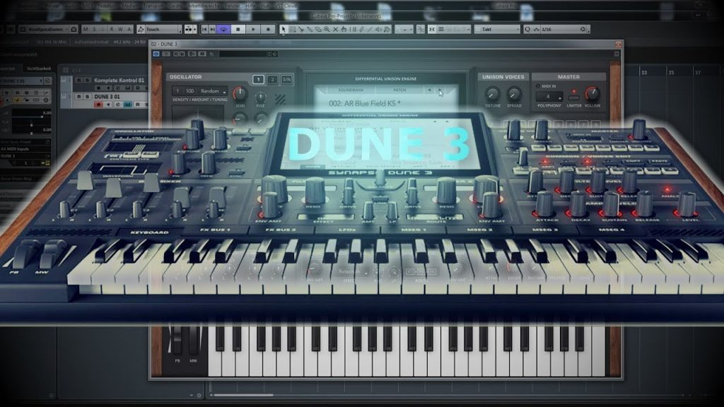 Synapse Audio Dune 3.2.0 + Crack Mac Free Download [Latest Version]