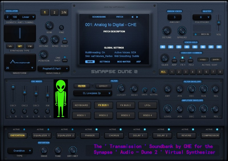 Synapse Audio Dune Crack Free Download [Latest Version]