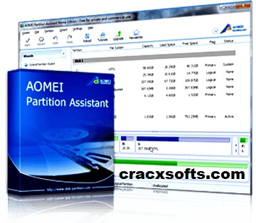 AOMEI Partition Assistant 8.1 Crack