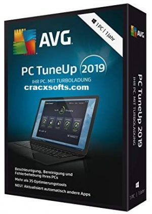 AVG PC TuneUp 2019 Crack