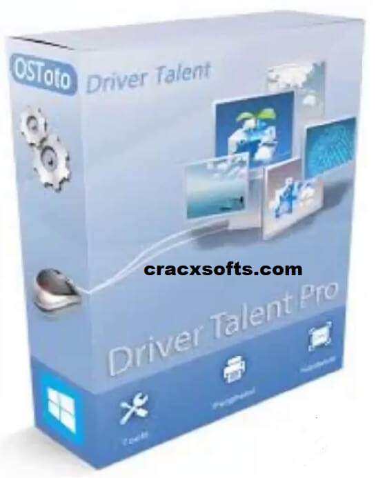 Driver Talent Pro 7.1.22.62 Crack