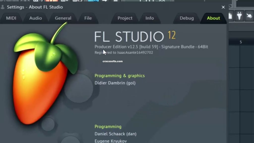 FL Studio 20.7.1.1773 Crack Torrent Download 2020
