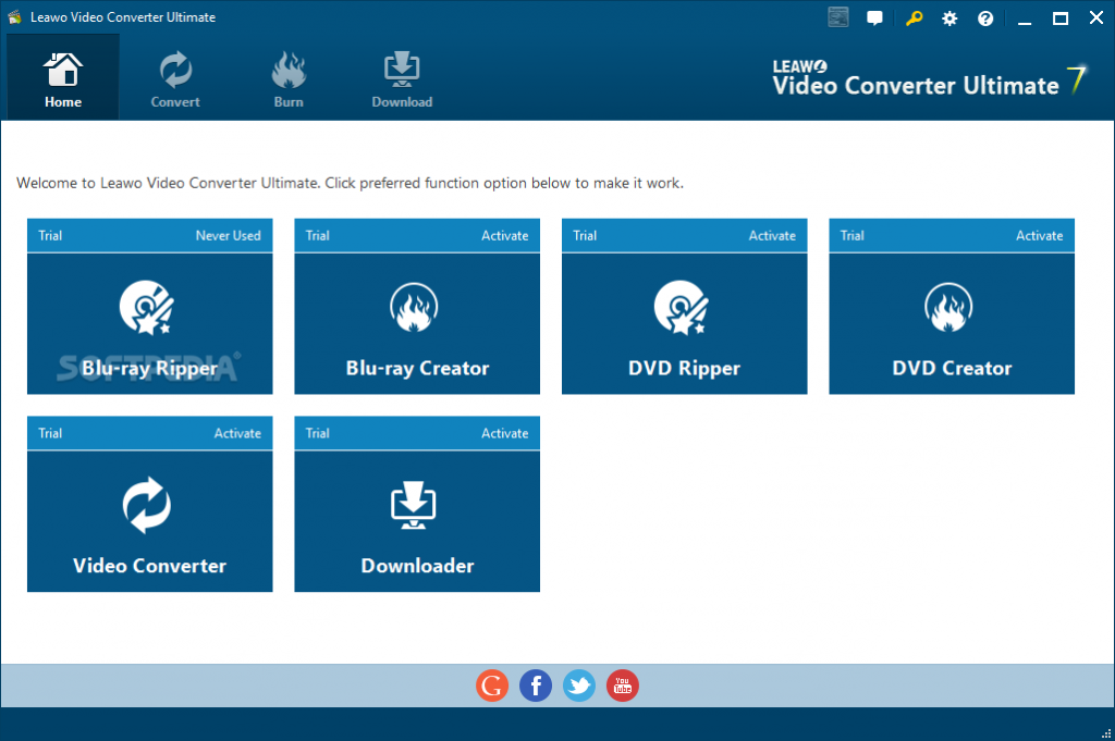 Leawo Video Converter Ultimate 8.1.0.0 Crack