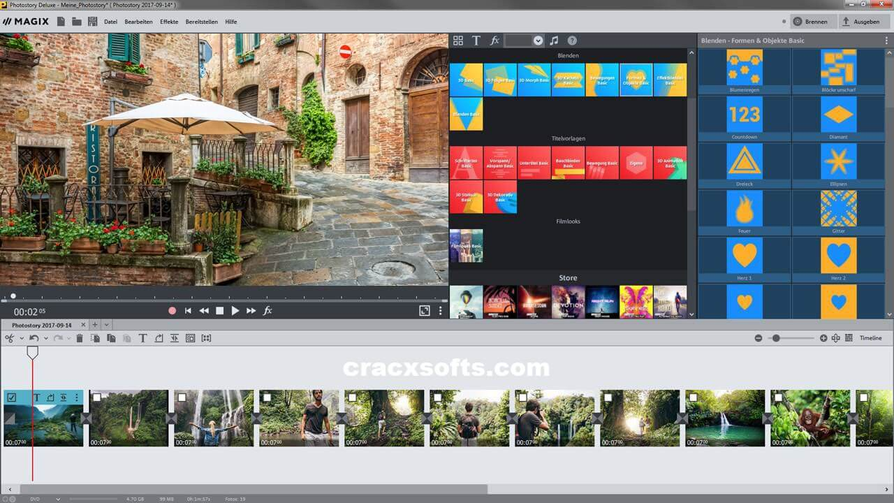 MAGIX Photostory Premium 2019 Serial key