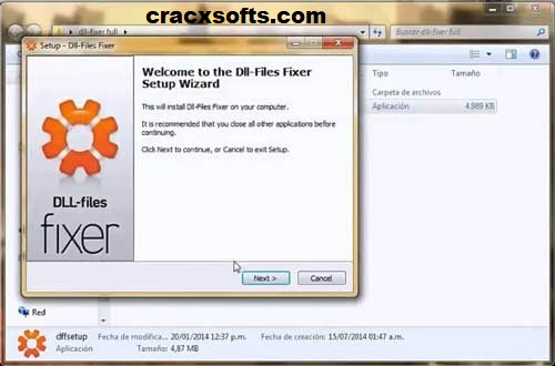 DLL Files Fixer v3.3.92 Keygen