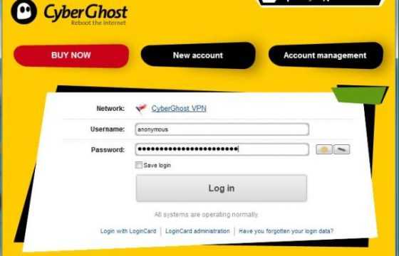 CyberGhost VPN 7.2.4294 Crack plus Keygen Lifetime 2019