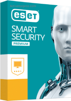 Eset Smart Security Premium License Key with Crack (2019-2020)