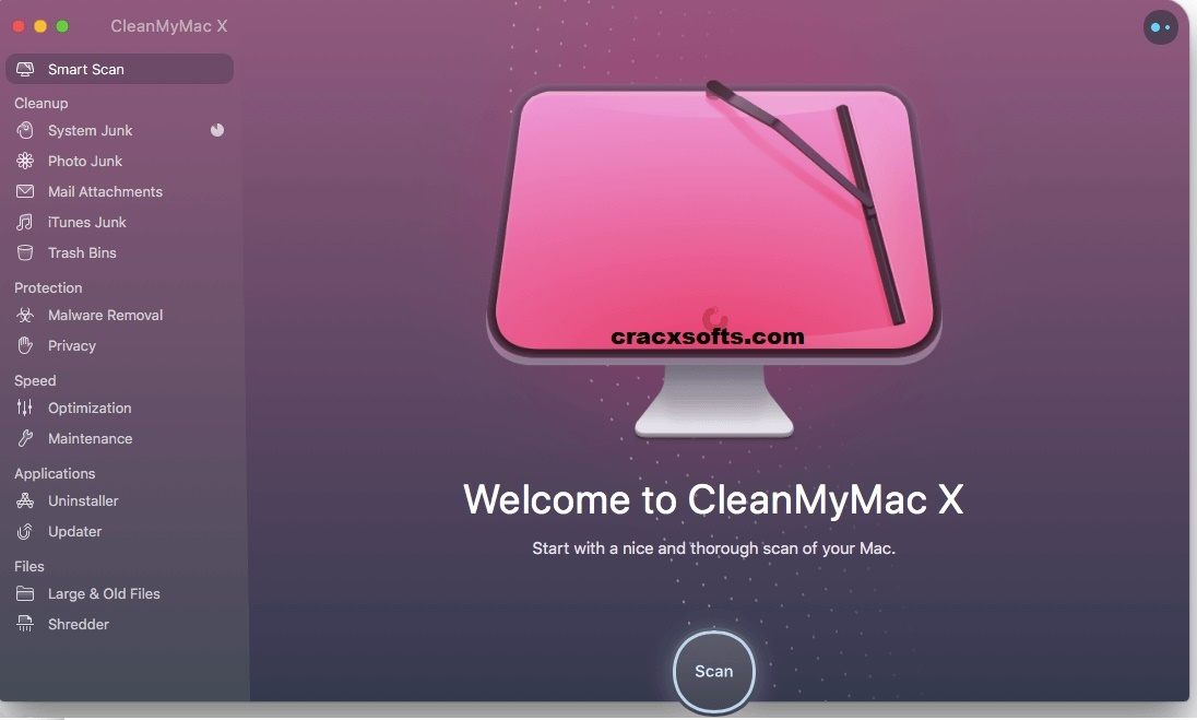 CleanMyMac X 4.4.6 Keygen