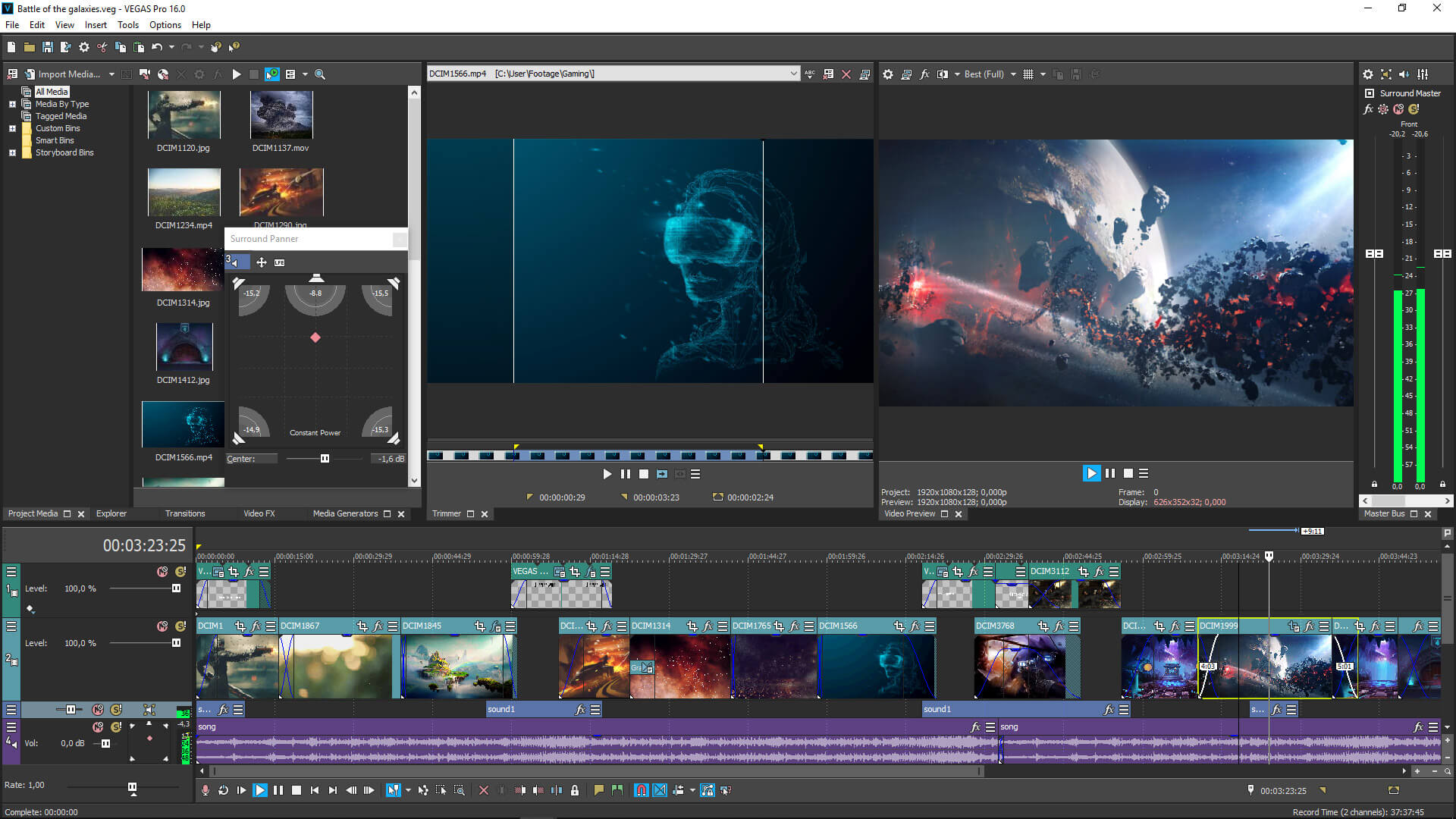 Sony Vegas Pro 18 Crack With Keygen Full Version 2020 Download