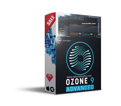 iZotope Ozone Advanced 9.1.0 Crack Full Version Free Download [Latest]