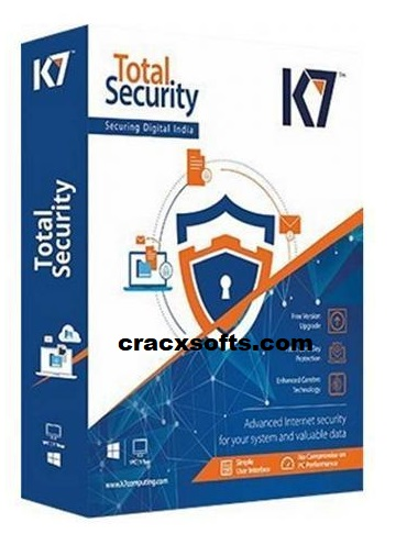 K7 Total Security 16.0.0299 Crack & Activation Key 2021 [Latest]