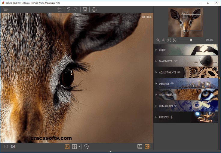 InPixio Photo Maximizer Pro 5.11 Serial Key
